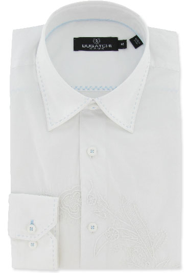 mens fashion shirt bugatchi uomo