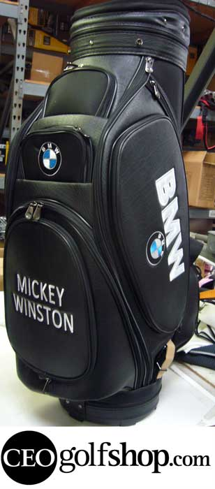 bmw golf bag