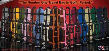 club glove travel bag
