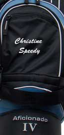 Personalized Golf Bag Name