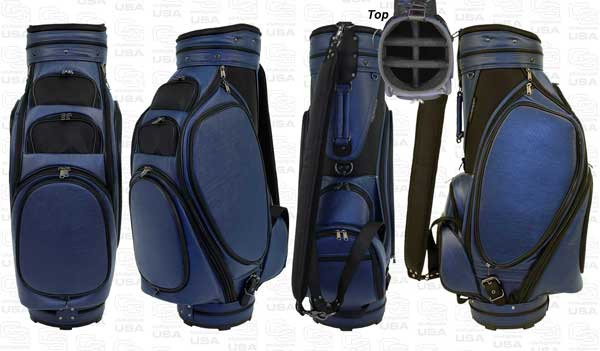 staff bag navy